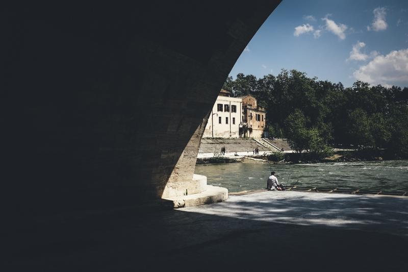 Along the Tiber 017