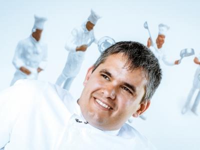 Chef Nandu Jubany