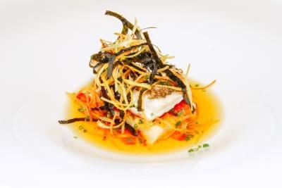 by Chefs Paula Casanovas e Felip Planas