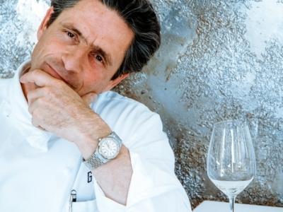 Chef Gerald Passedat