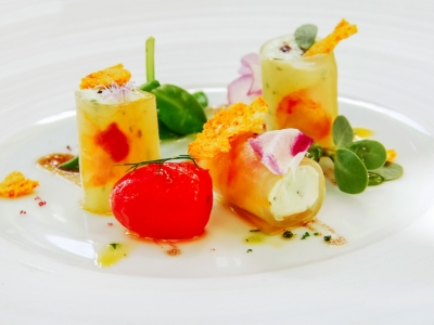 by Chef Carme Ruscalleda