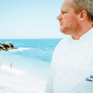Chef Dieter Koschina