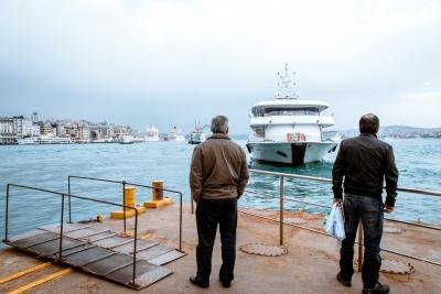 Golden Horn ferry