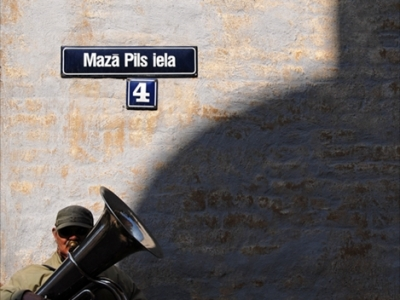 Maza Pils Iela