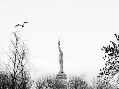 Milda | freedom monument