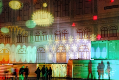 Dome square | Light festival