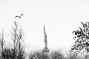 Milda   freedom monument